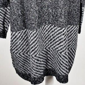 bobeau Sweaters - B Collwctiin Bobeau Marled Chunky Duster Cardigan